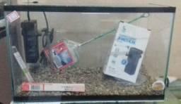 Aquário, aquários, termômetro , ração , móvel , sob medida