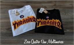 Camisetas Multimarcas Revenda Atacado fio 30.1 penteado