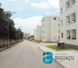 Apartamento à venda com 2 dormitórios em Fundos, Biguaçu cod:2552