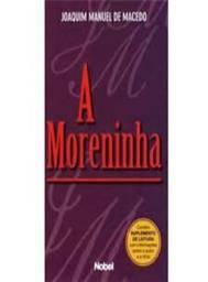 Vende-se o livro A moreninha (Joaquim Manuel de Macedo) livro em otimo estado