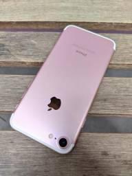 IPhone 7 Rose Gold 32gb em perfeito estado de conservação