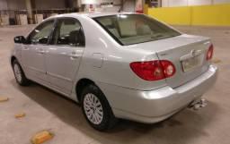 Corolla Automatico XLI 1.6 MuitoConservado/ComManual&ChaveReserva/ModeloRa - 2005