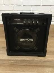 Amplificador Caixa de som Wattsom Cube 60