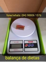 Pesa de gramas até 10kg balança