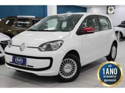 Volkswagen Up move 1.0 TSI Total Flex 12V 5p - 2016