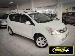 Nissan Livina 1.8 - 2014