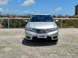Honda city LX automático 2013 - 2013