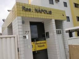 Res. Napolis Apartamento com 3 dormitórios sendo uma suite proximo a UNIPÊ