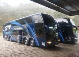 Ônibus MB O400 eletrônico DD1800 8X2 ano 2002