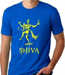 Camiseta Shiva hundú deus ganesha brahma 0e2a7df34eef8