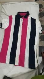 Vendo camisa polo original usados apenas 2 veses interessados respondo zap  ou ligaçoes 3d67d7607185d