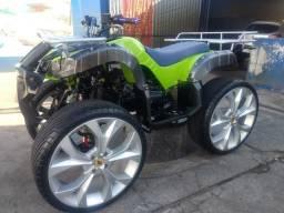 Quadriciclo 150cc 4x2 2014 Lindo - 2014