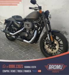 Harley-davidson Xl Hareley-Davidson Roadster 1200 c/ 1.000 km - 2018