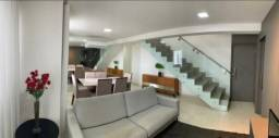 Apartamento 3 quartos/ Cobertura 100% mobiliada/ Ponta Negra