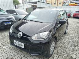 VW UP! 1.0 Take 12V 15-16 Preta