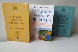 O maior vendedor do mundo Os segredos da mente milionária O maior vendedor do mundo