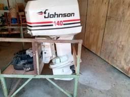 Motor de barco Johnson 140