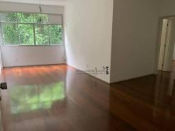 Apartamento para alugar, 110 m² por R$ 3.200,00/mês - Humaitá - Rio de Janeiro/RJ