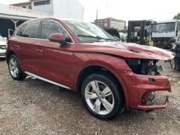 Audi Q5 2018 batido