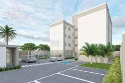 Apartamento com 2 dormitórios à venda, 43 m² a partir de R$ 125.000 - Shopping Park - Uber