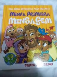 Historinhas da Bíblia infantil (parcelo no cartão)