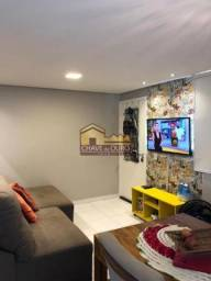 Apartamento à venda, 2 quartos, 1 vaga, Conjunto Manoel Mendes - Uberaba/MG