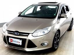 Ford Focus TITA/TITA Plus 2.0  Flex 5p Aut. - Prata - 2015 - 2015