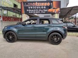 Land Rover evoque dinâmich thec + teto solar panorâmico top demais