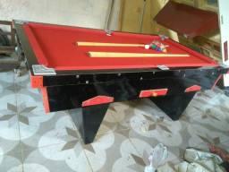 Vende-se mesa de sinuca nova . sem uso