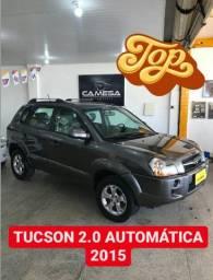 Tucson 2.0 2015 Automática
