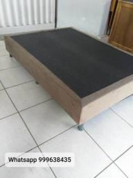 base de cama box casal e de solteiro em promoção
