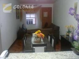 Apartamento para alugar com 1 dormitórios em Centro, São bernardo do campo cod:41048
