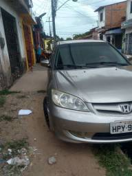 Civic 2005-06 (nada para fazer)