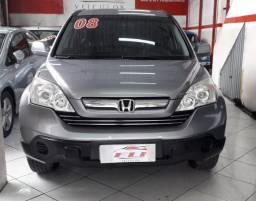 Honda CR-V LX 2.0 16V 2WD/2.0 Flexone Aut. 2008/2008