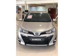 Toyota Yaris 1.5 XLS Connect CVT 4P