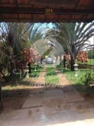 Chácara à venda com 2 dormitórios em Chácaras cruzeiro do sul, Campinas cod:CH007390