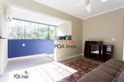 Apartamento com 1 dormitório para alugar, 70 m² por R$ 1.900,00/mês - Petrópolis - Porto A