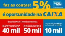 Casa à venda com 1 dormitórios em Jaguaretama, São josé de ribamar cod:571710