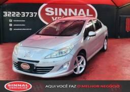 408 2011/2012 2.0 GRIFFE 16V FLEX 4P AUTOMÁTICO