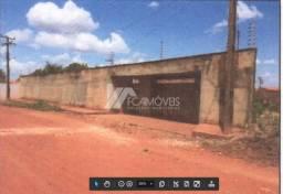 Casa à venda com 2 dormitórios em Santa maria, Presidente dutra cod:571608