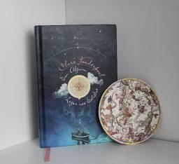 Livro Em Algum Lugar nas Estrelas - Clare Vanderpool - capa dura - excelente estadoo