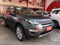 Só 4 mil km - Discovery Sport Hse Luxury Si4 2.0 4X4 2018