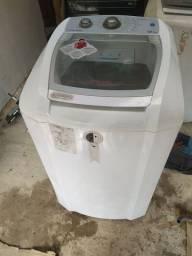 Lavadora automática 12 kg( aceito cartão)