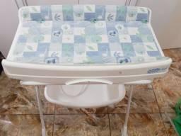 Banheira de bebê com trocador splah burigotto