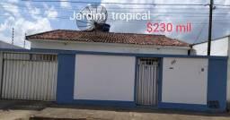 Casa Jardim tropical