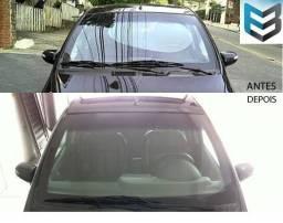 Conserto de Vidro Blindado
