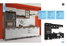 Armário de cozinha grande - Garantia de entrega e montagem!!
