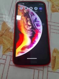Troco Moto G7 Play por um iphone 6s