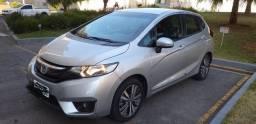 Honda Fit Ex 2016 único dono CVT