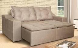 Oferta Estofado Debora Com Pillow 2,00m